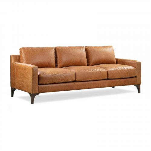 Sorrento Leather Sofa