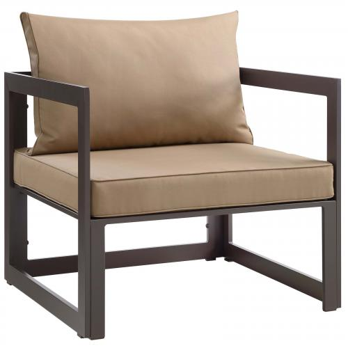 Fortuna Outdoor Patio Armchair
