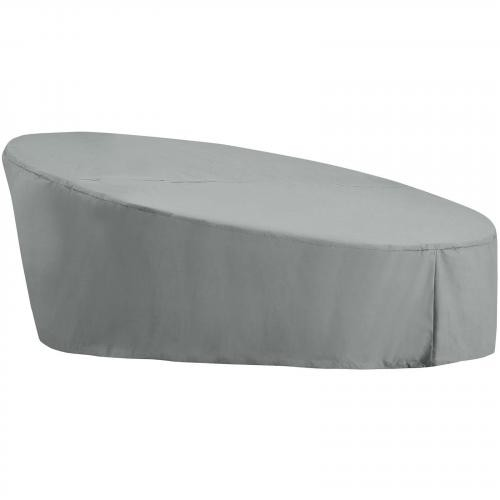 Immerse Convene/Sojourn/Summon Daybed Outdoor Patio Furniture Cover in Gray