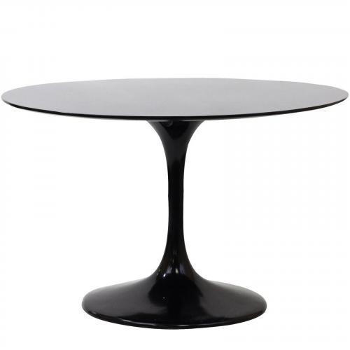 """Eero Saarinen Style Tulip Table - Fiberglass 40"""""""